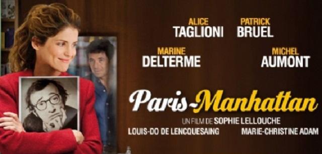 """""""París – Manhattan"""" (2012), de Sophie Lellouche (Francia)"""