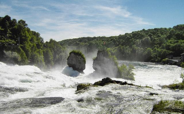 Desde la cuenca del Rin