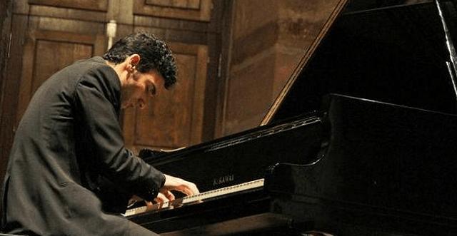 Concierto del Día en Memoria del Holocausto, con el pianista Darío Meta