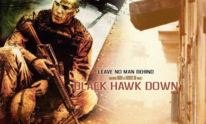 """""""Black Hawk Down"""": música y acción"""