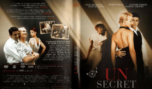 """Un secret"" (2007), de Claude Miller (Francia)"