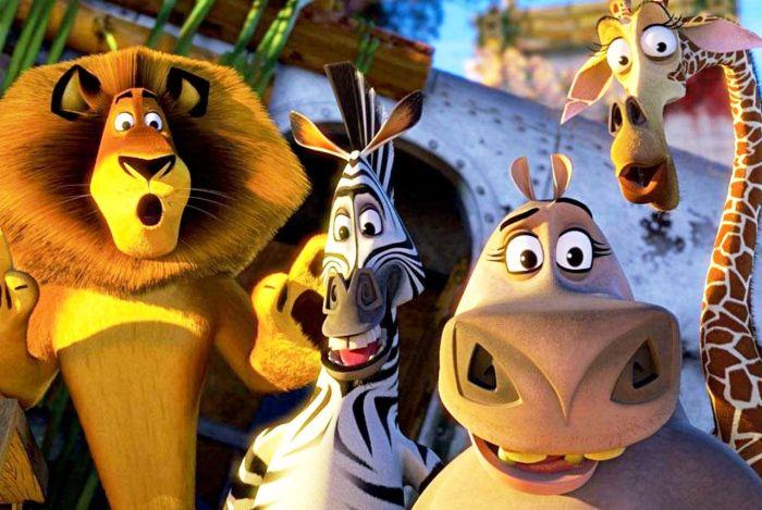 """""""Madagascar"""", el regreso a los dibujos animados"""