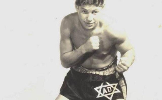 """""""Judíos en el ring"""", con Jorge Lera"""