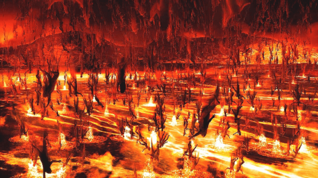 El fuego del infierno – 2ª parte (Demonios 4)