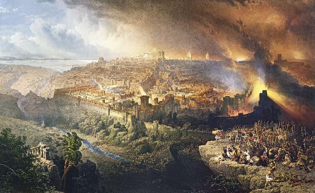 Los judíos de Oriente (7ª parte): la destrucción del Templo y Jerusalén. Un nuevo judaísmo