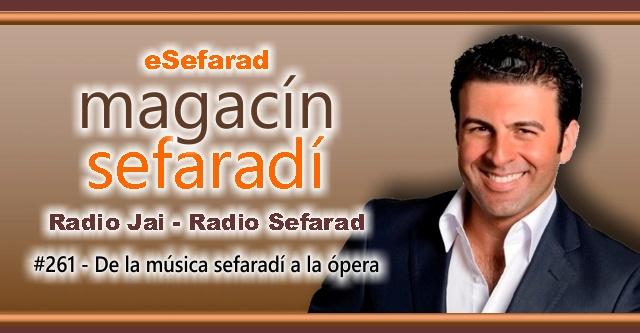 De la música sefardí a la ópera