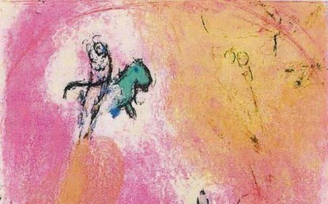 En el universo Chagall, con Federica Palomero