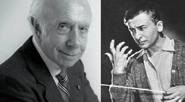 La Segunda Sinfonía de Morton Gould dirigida por Vladimir Golschmann