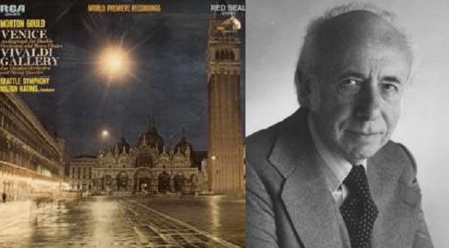 """La """"Venecia"""" de Morton Gould"""