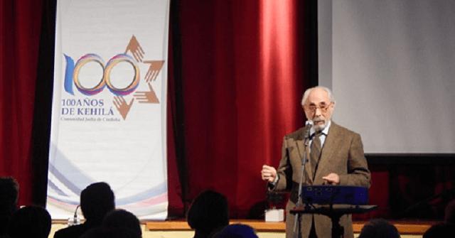 ¿Diáspora o posdiáspora? El judaísmo en la modernidad tardía, con Santiago Kovadloff (Centro Unión Israelita de Córdoba, Argentina, 11/6/2015)