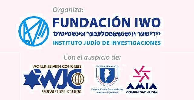 Primer Seminario Nacional de ídish y cultura judía en el siglo XXI (en castellano) en el IWO, con Abraham Lichtenbaum