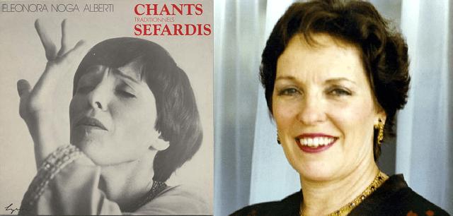 Eleonora Noga Alberti: investigar para cantar