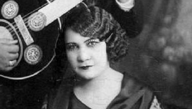 Roza Eskenazi, reina del rembétiko griego