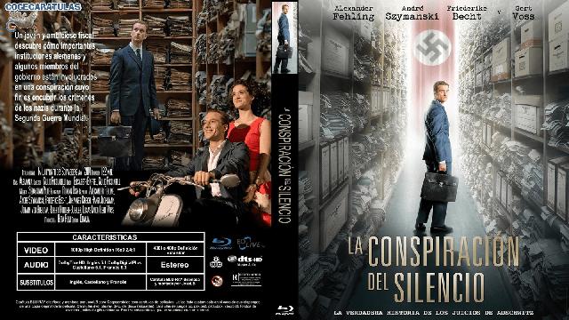"""""""La conspiración del silencio (Im Labyrinth des Schweigens)"""" (2014), de Giulio Ricciarelli (Alemania)"""