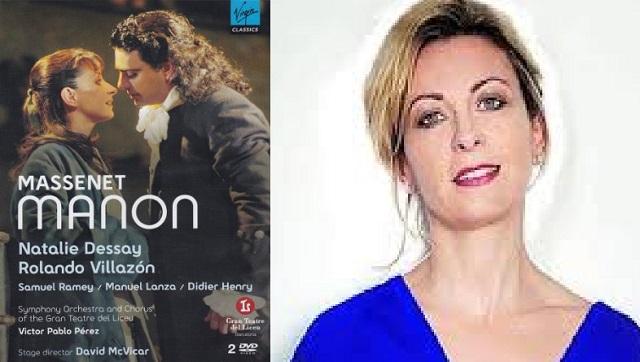 """Manon"" de Massenet, con Natalie Dessay"