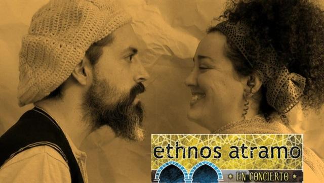 El nuevo álbum en directo de Ethnos Atramo