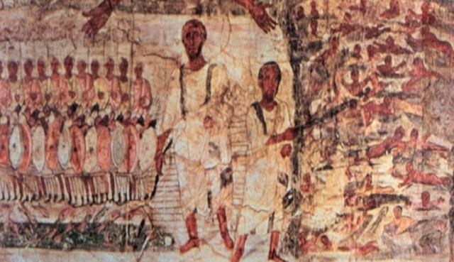 Cruzar el pasado del hebreo no es infracción (ain – bet – reish)