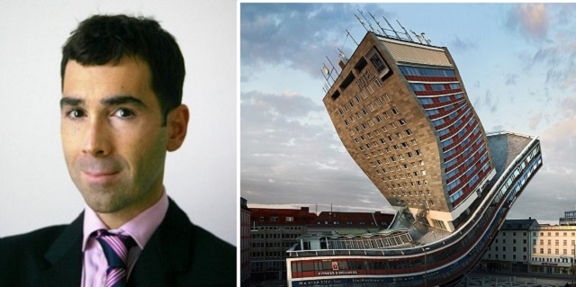 Víctor Enrich and his Impossible Buildings