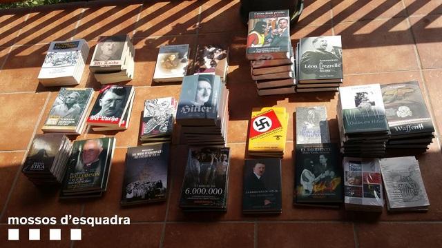 Querellados contra la Librería Europa, con Esteban Ibarra