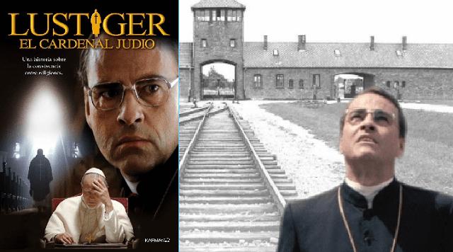 """Lustiger, el cardenal judío (Le métis de Dieu)"" (2013), de Ilan Duran Cohen (Francia)"