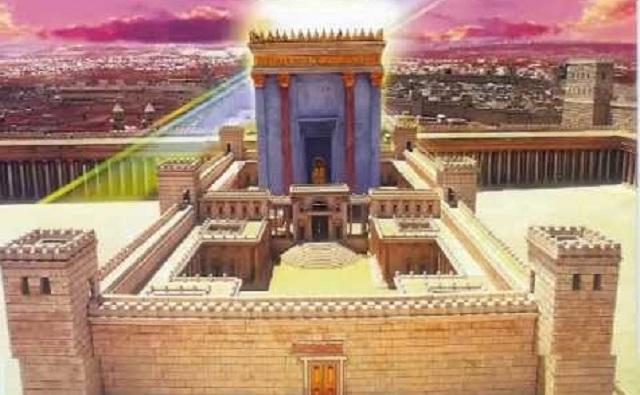 Dedicado al Templo Sagrado (kuf – dalet – shin)