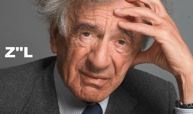 """La muerte de Elie Wiesel Z""""L no nos deja indiferentes"""