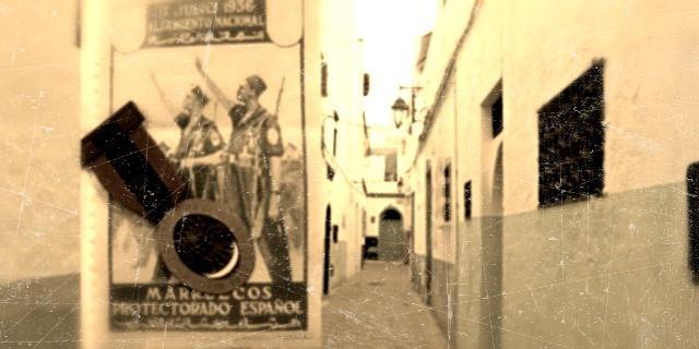 Mordejay Nahon, falangistas y ladrones