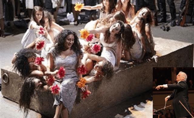 """Carmen"" de Bizet, dirigida por Daniel Barenboim"