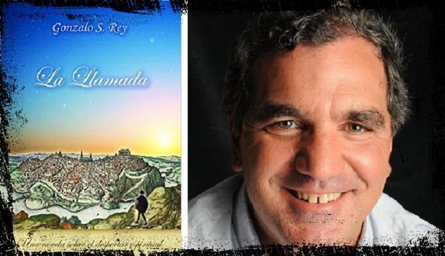 """""""La llamada"""" con su autor Gonzalo S. Rey"""
