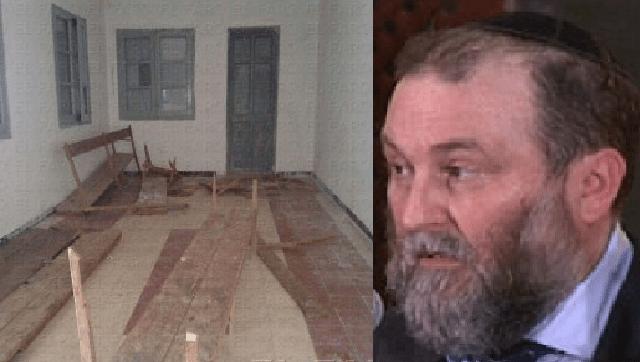 """Vandalismo en un """"morabito"""" cercano a Melilla, con Jaime Azancot"""