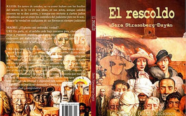 """""""El rescoldo"""" con su autora Sara Strassberg-Dayán"""