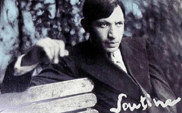 A 73 años de la muerte del pintor Chaim Soutine, con Alicia Perris