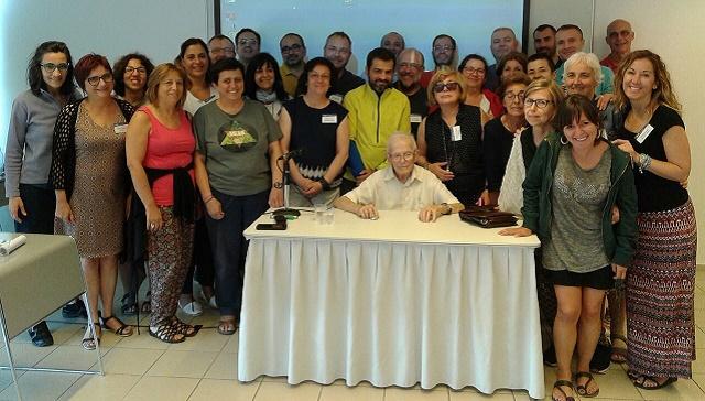 Pedagogía de la Shoá en Yad Vashem, con Marian Beltrán