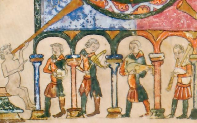 Elohai al tedineni, de Isaac (ben Levi ben) Mar Shaúl de Lucena