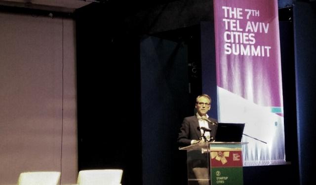 Las ciudades inteligentes españolas, en la Start-Up Nation