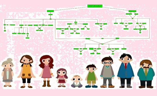 El origen de los apellidos Nicolás, Delamar, Brito y Alfonzo
