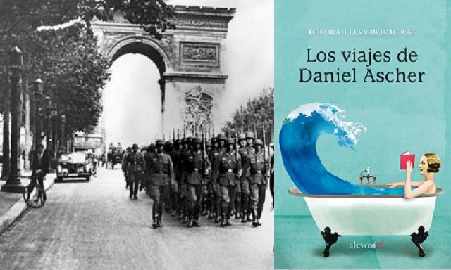 """Los viajes de Daniel Ascher"" de Déborah Lévy-Bertherat, con Isabel Glez-Gallarza"