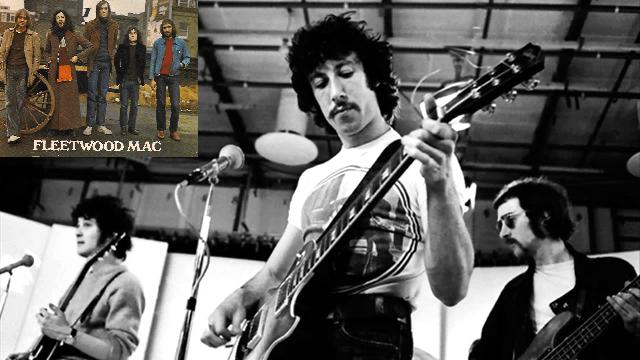 Peter Green, fundador de Fleetwood Mac