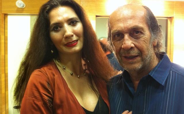 Ladino, flamenco y Ornili Azulay
