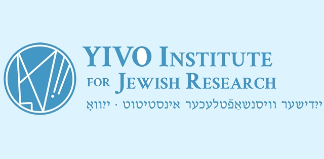 YIVO: Its History and New Online Classes, with Jonathan Brent, CEO