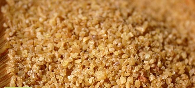 De la Biblia: el trigo