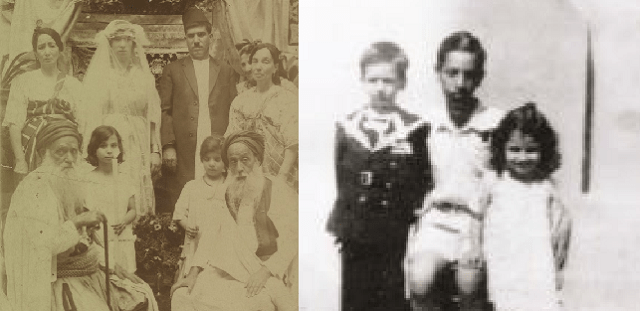 Hatinók Baruj Meíri, shnishkáj al hagág bifraót Irak be1941