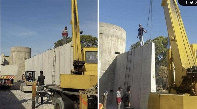 Los muros que no son tan muros si no son de Israel