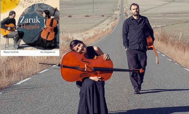 "Zaruk (Iris Azquinezer y Rainer Seiferth) presenta ""Hagadá"""