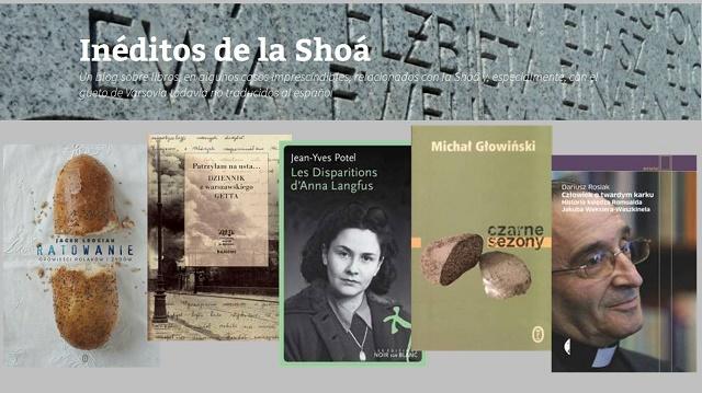 """Emilio Losana y su """"Inéditos de la Shoá"""" desde Varsovia"""