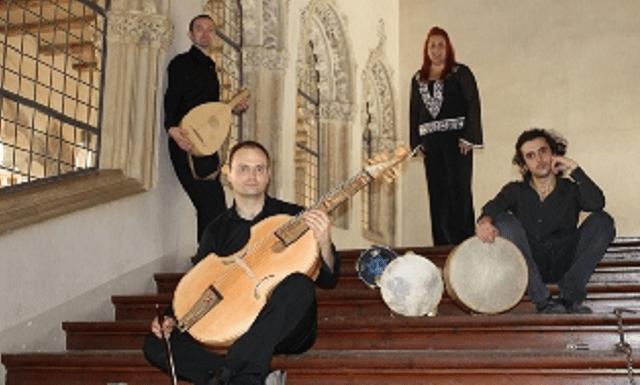 Desde Aragón, Cantigas de Sefarad