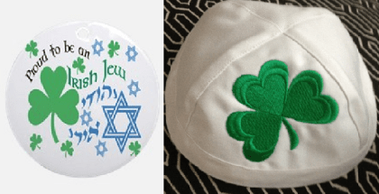 irish jew