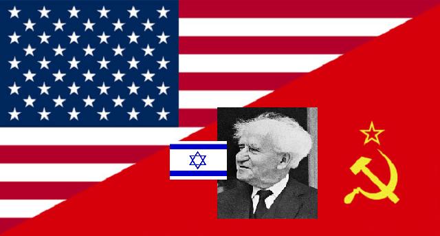 El día en que Israel dejó a la URSS, con Mordechai Ben Abir (Marcos Caballero)