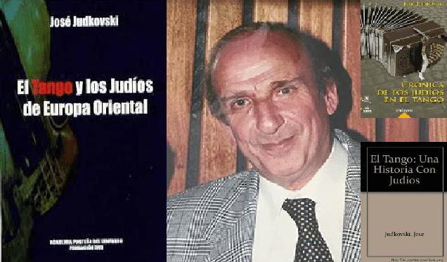 """Nos dejó José Judkovski Z""""L, investigador de la huella judía en el tango"""