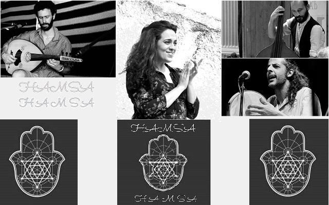 Hamsa Hamsa: un nuevo grupo surgido en Barcelona